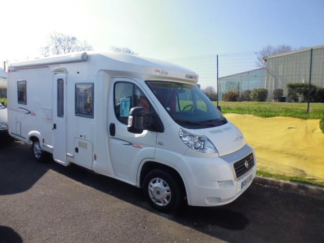 Horizon Bordeaux Fleurette Migrateur 67lg Fleurette Camping Cars