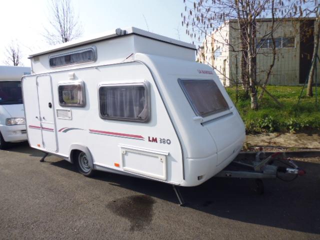 Horizon bordeaux caravane la mancelle lm 380 la mancelle camping cars les camping cars d - Salon de la caravane d occasion ...